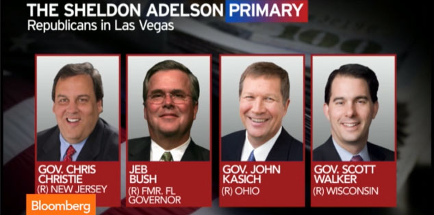 Adelson Primary Las Vegas Republicans