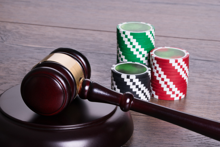 Gambling laws and regulations