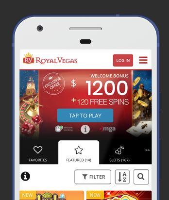 Royale Vegas Online Casino