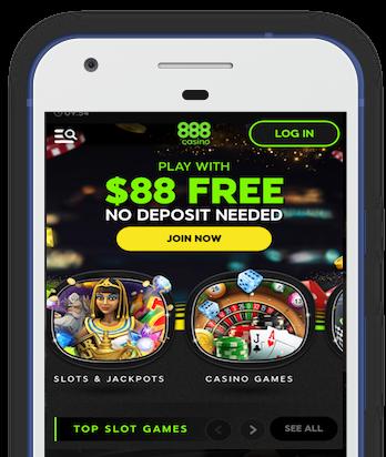 888 Casino Phone App