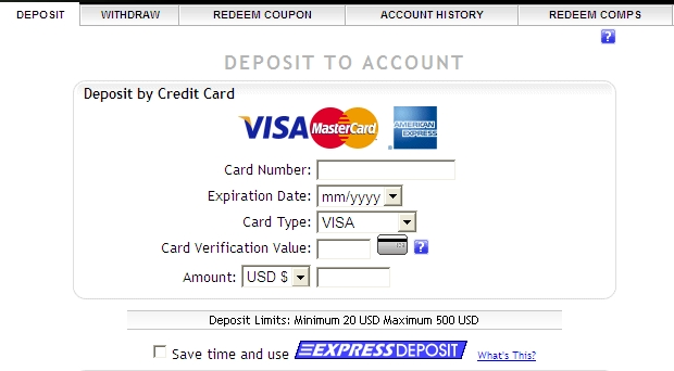 How to Use My Amex Card at a Gambling Site?