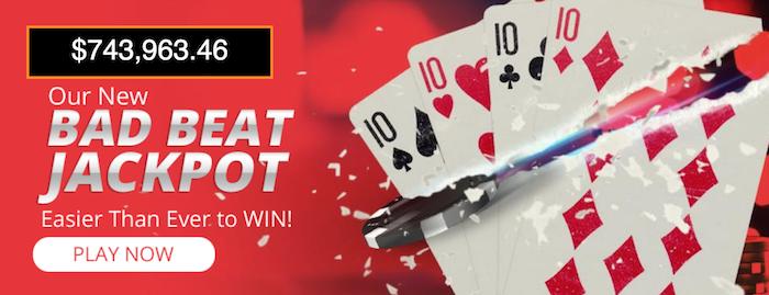 BetOnline Poker Bad Beat Jackpot