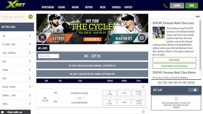 Xbet Sportsbook Mobile App