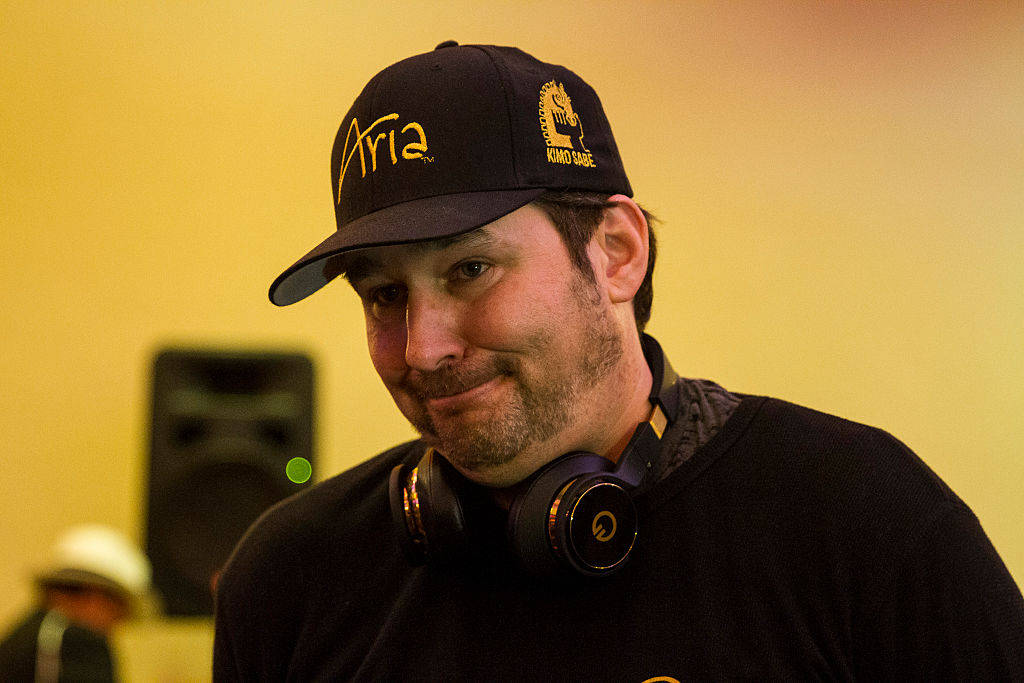 Phil Hellmuth poker books