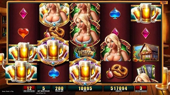 Bier Haus 200 Online Slots