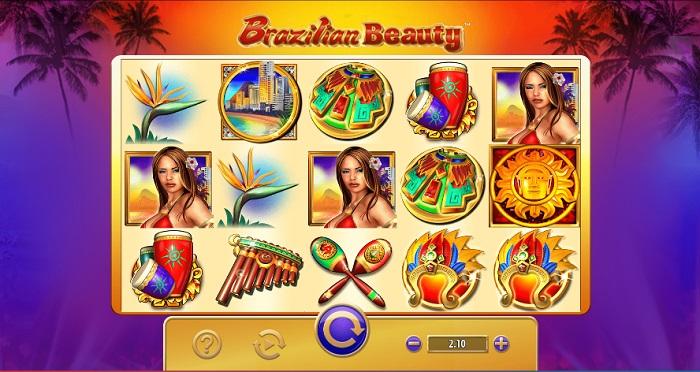 Brazilian Beauty Slots