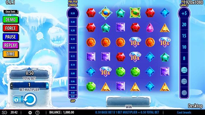 Cool Jewels Slots WMS