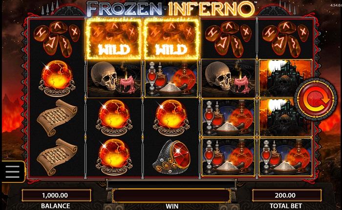 Frozen Inferno Online Slot