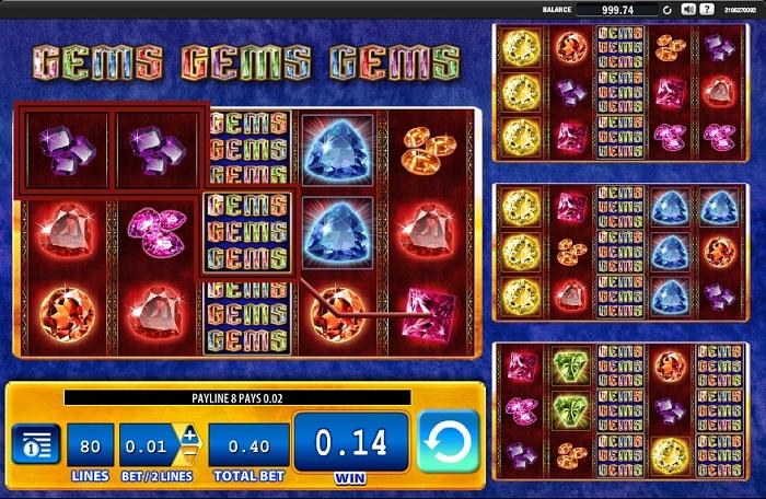 Gems Gems Gems Online Slot