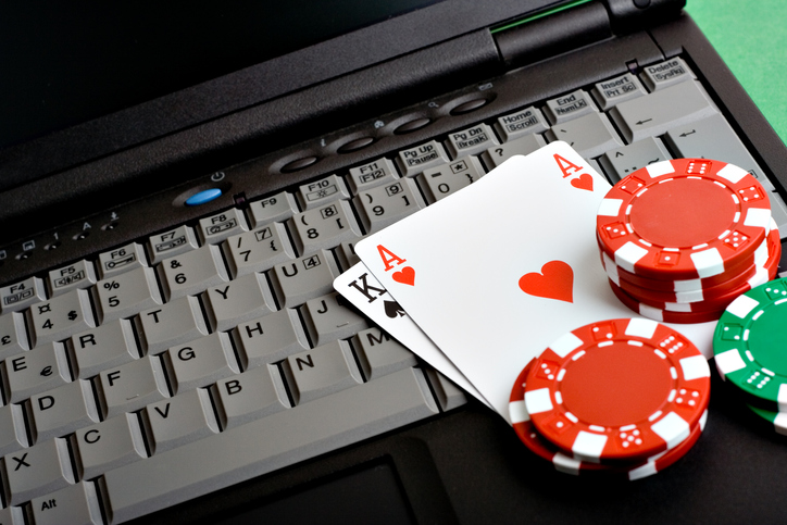 Online gaming legalization