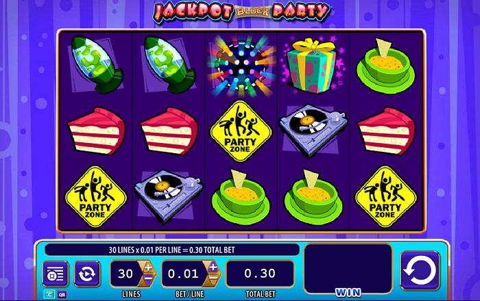 Jackpot Block Party Online Slot