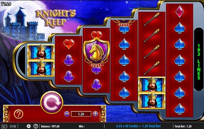 Knight's Keep Slots