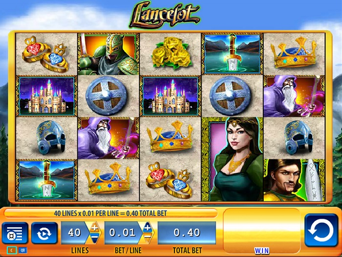 Lancelot Online Slot WMS