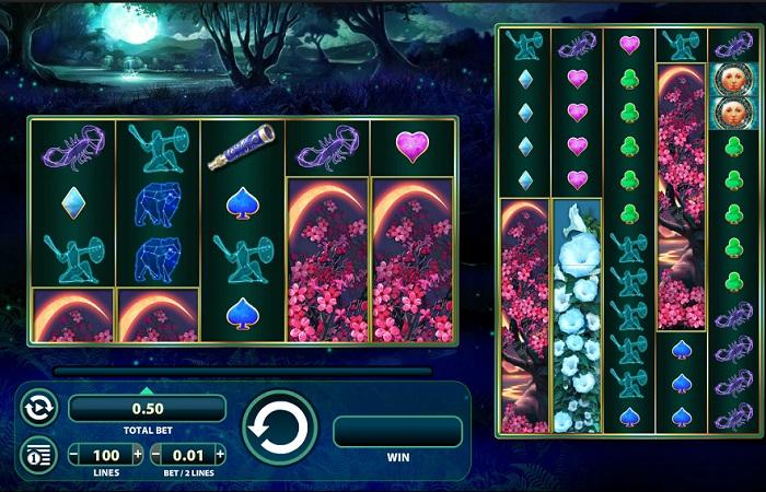 Lunaris Online Slot WMS