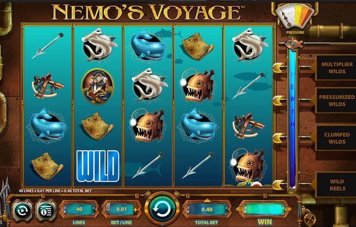 Nemo's Voyage Online Slot