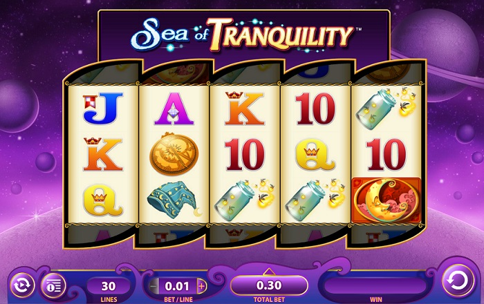 Sea of Tranquility Slots