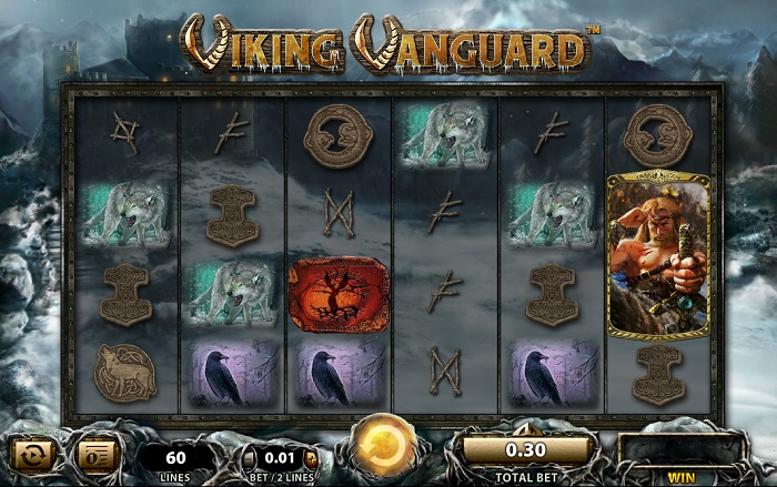 Viking Vanguard Slots