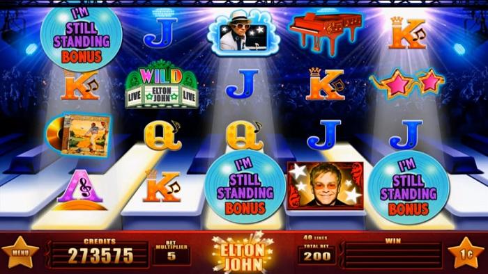 Elton John Slots