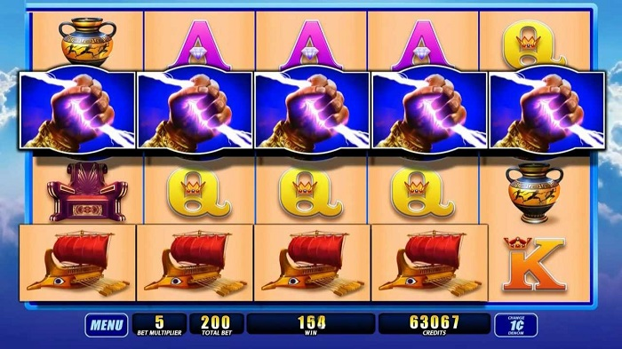 Great Zeus Online Slot