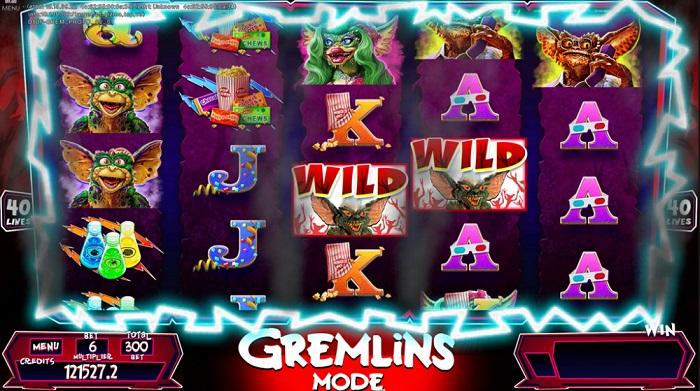 Gremlins Online Slot WMS