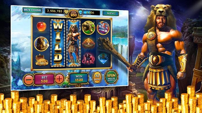 Hercules Online Slot WMS