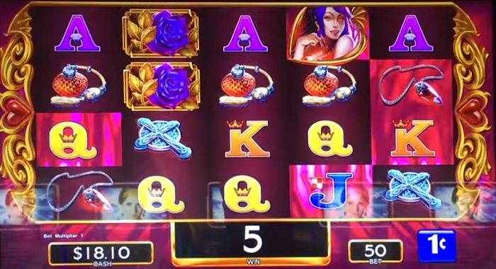 Hot Blooded Online Slot