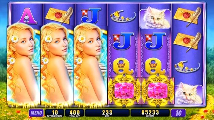 Lady Godiva Online Slot