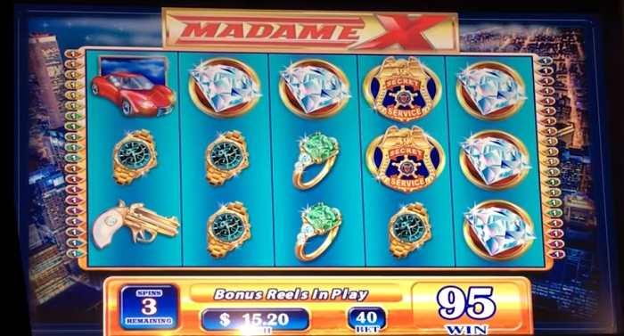 Madame X Online Slot WMS