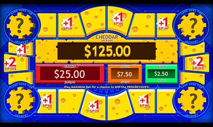 Mouse Trap Online Slot WMS