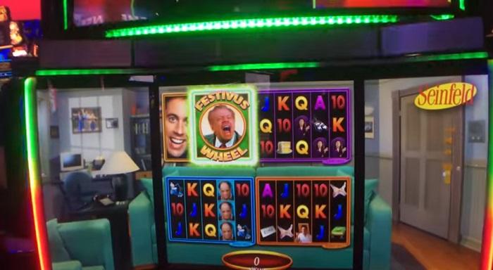 Seinfeld Online Slot WMS