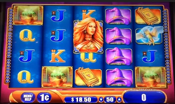 Wicked Beauty Online Slot WMS