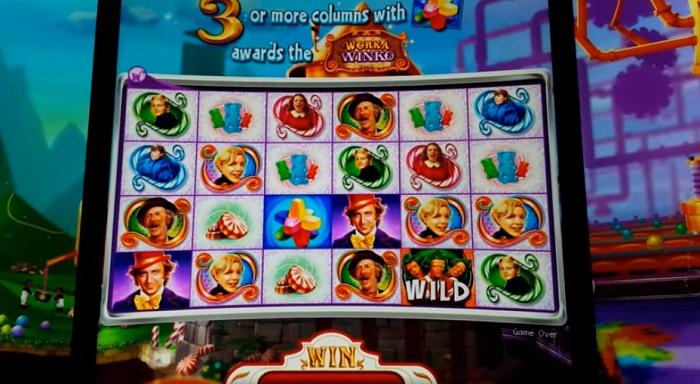 Willy Wonka World of Wonka Online Slot