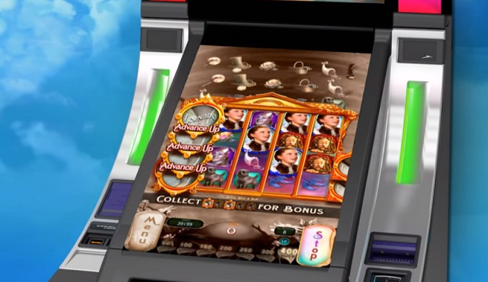The Wizard of Oz Not in Kansas Anymore Online Slot