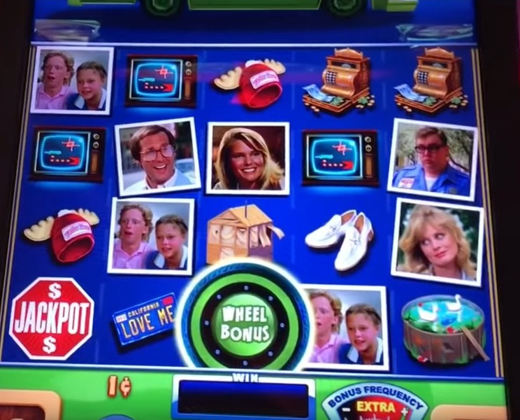 National Lampoon's Vacation Online Slot WMS