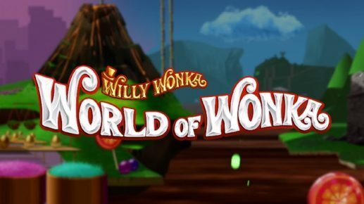 Willy Wonka World of Wonka Slots