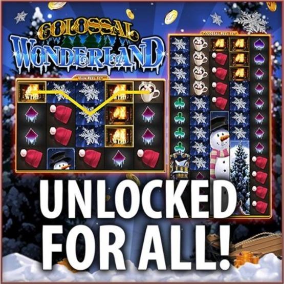 Colossal Wonderland Online Slot