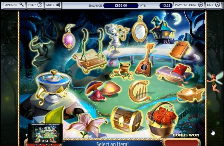 Enchanted Fairy Online Slot