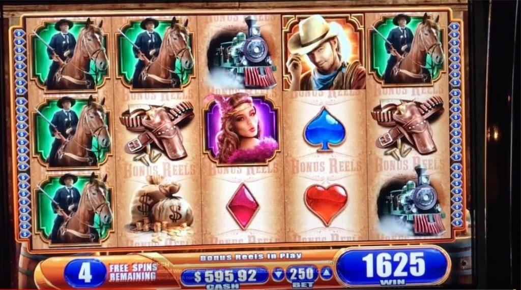 Laredo Online Slot WMS