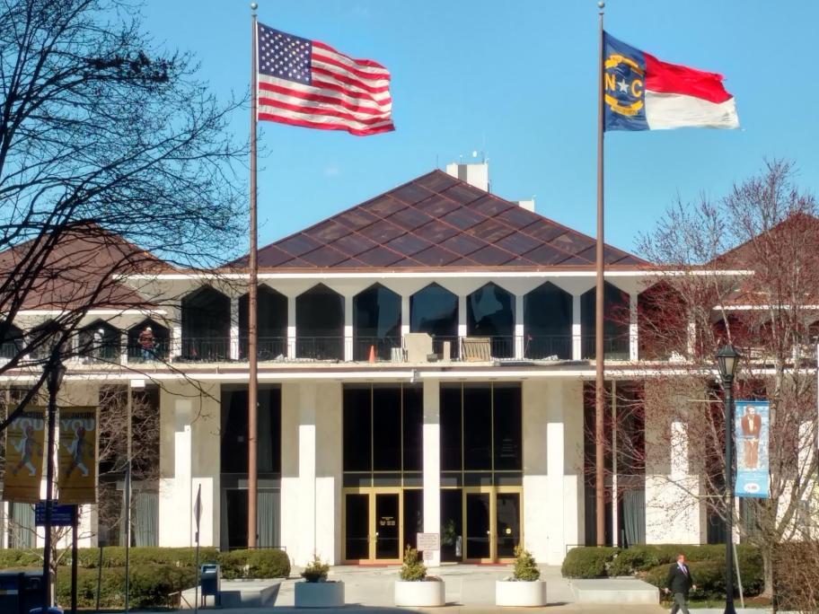 North Carolina Sports Betting Bill