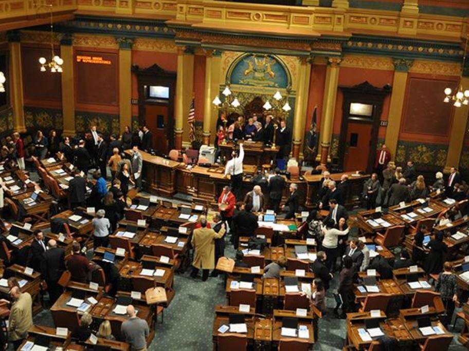 Michigan online gambling bill