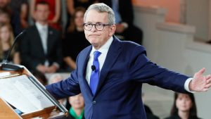 Mike Dewine - Ohio Sports Betting Is Coming