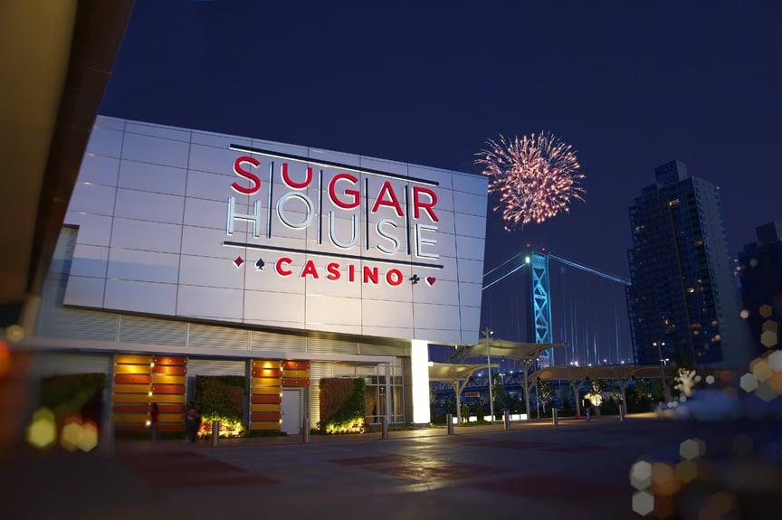 SugarHouse Philadelphia Sports Betting