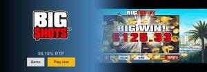 Big Shots Online Slot