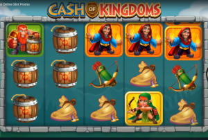 Cash of Kingdoms Slot Review