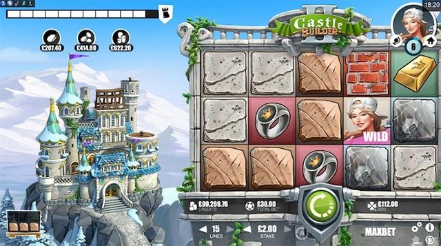 Castle Builder 2 Online Slot
