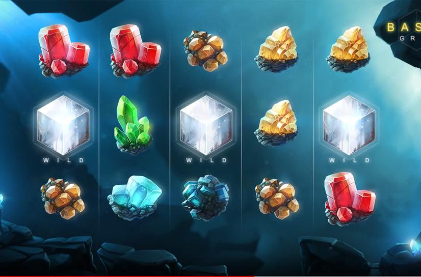 Crystal Rift Online Slot