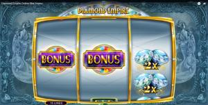 Diamond Empire Slot Review Microgaming