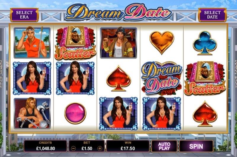 Dream Date Online Slot