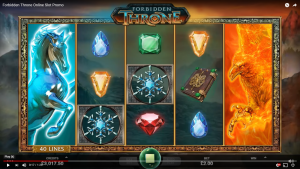Forbidden Throne Slots Microgaming