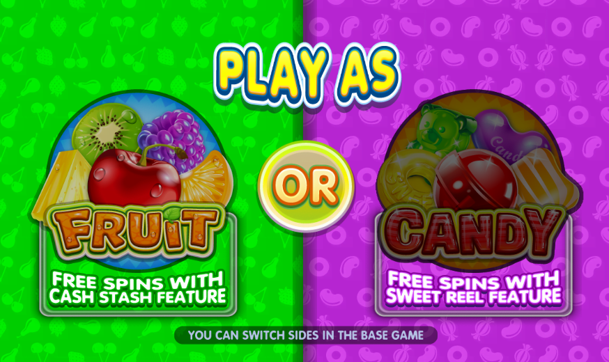 Fruit vs Candy Slot Review